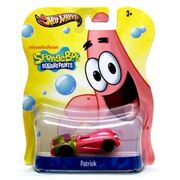 Hot Wheels Patrick Star