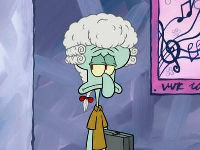 Professor Squidward 033