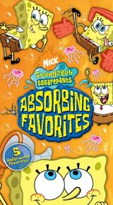 Absorbing Favorites (VHS)