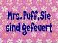 69b Episodenkarte-Mrs. Puff, Sie sind gefeuert