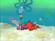 Larry in Bubble Buddy-28