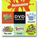 Nickelodeon DVD Sampler Cover