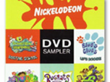 Nickelodeon DVD Sampler