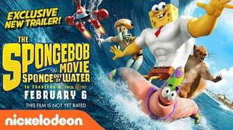 The SpongeBob Movie Sponge Out of Water - Official Trailer 2 (2015)