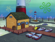 Mrs. Puff, You're Fired 194