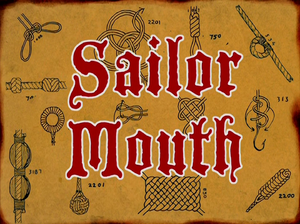 Sailor Mouth title card