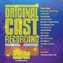 SpongeBob cast album cover