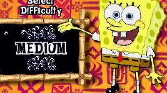 The SpongeBob SquarePants Movie - Full Game Boy Advance walkthrough