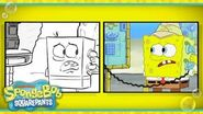 'Lost in Bikini Bottom' from Sketch to Screen SpongeBob