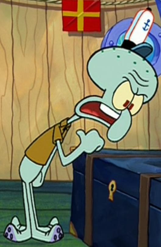 Squidward Tentacles (Mr  Plankton's Universe)   Encyclopedia