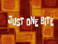 Just One Bite title card