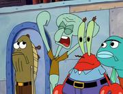 Sandy, SpongeBob, and the Worm 038