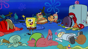 SpongeBob's Big Birthday Blowout 752