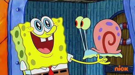 Nick USA Promo Brand New SpongeBob Garyathon (National Pet Day)