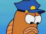 Orange cop