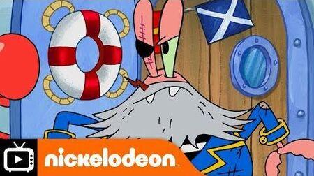 SpongeBob SquarePants Respect Your Elders Nickelodeon UK