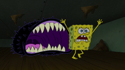 The Incredible Shrinking Sponge 100
