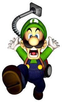 Luigi vacuum