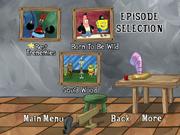 Season 4 Volume 2 disc 2 episode selection screen 2