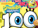 SpongeBob SquarePants Magazine Issue 100
