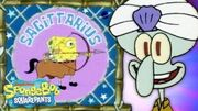 Astrology w Squidward ♏️ LOST Shorts from the Vault SpongeBob SquarePants
