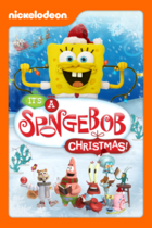 It's A SpongeBob Christmas iTunes cover