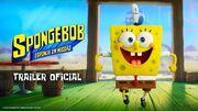 SpongeBob Esponja Em Missão Trailer Oficial Dobrado Paramount Pictures Portugal (HD)