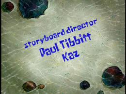Storyboard director error in Nasty Patty