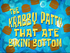 The Krabby Patty That Ate Bikini Bottom