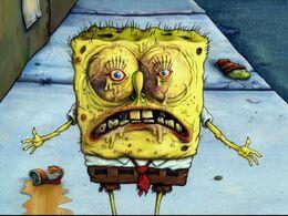 Ugliest spongebob