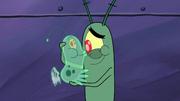 Plankton's Pet 184