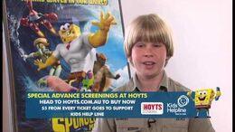 SpongeBob Day of Positivity Robert Irwin Message