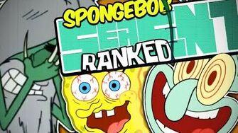 WORST to BEST SpongeBob Episodes - Season 7-0