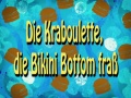 167a Episodenkarte-Die Kraboulette, die Bikini Bottom fraß