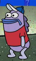 Purple billy bully