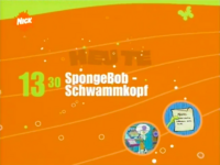 SpongeBob's Nicktoon Summer Splash - Astrology with Squidward segment