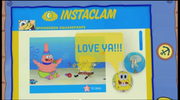 SpongeBob Checks His Instaclam 11
