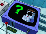 SpongeBob SquarePants Karen the Computer Life-Switcher
