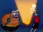 Mermaid Man and Barnacle Boy 142