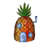 RotFD SpongeBob's Pineapple