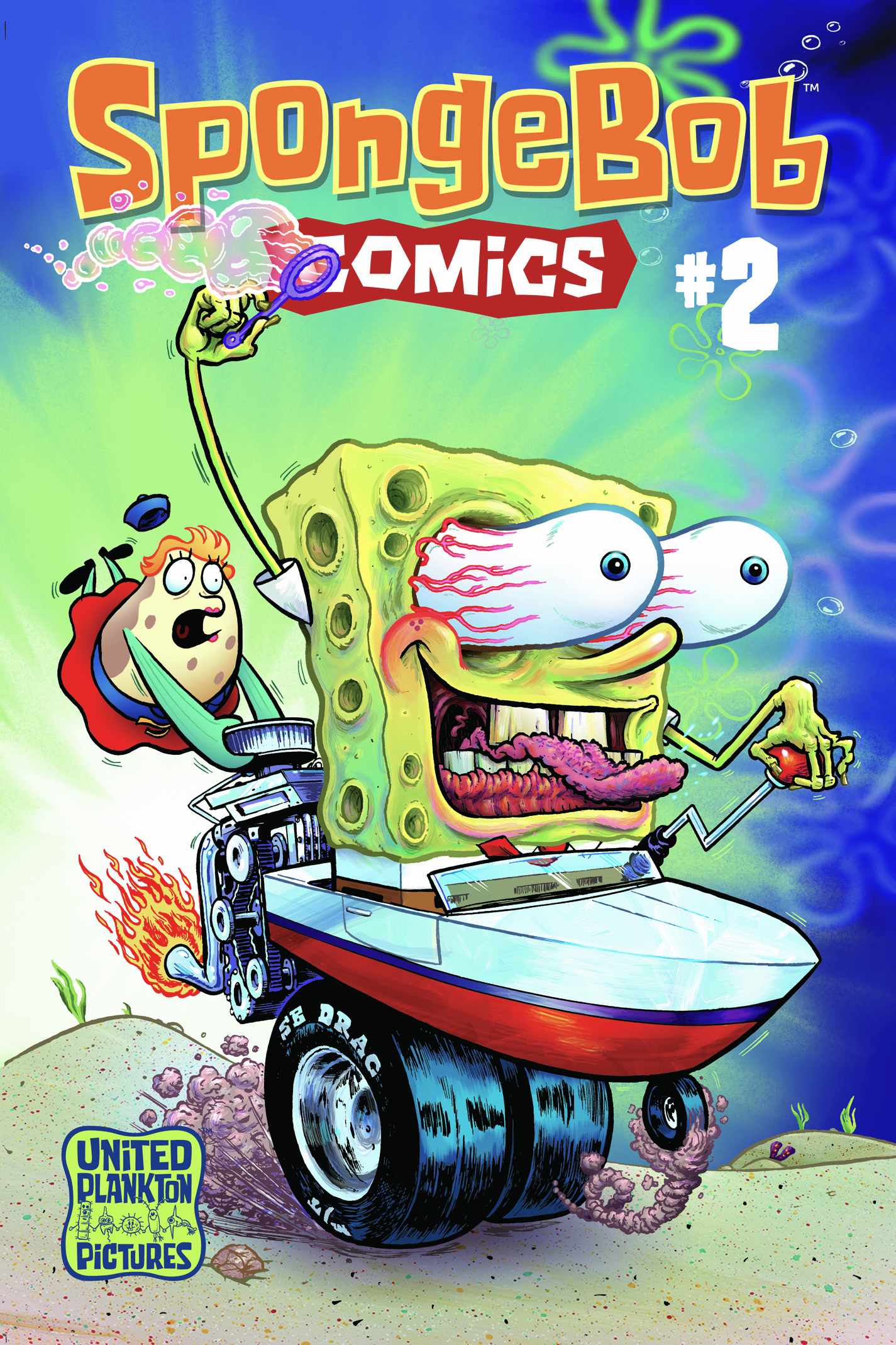 spongebob comics no 2 edit - Spongbob 2