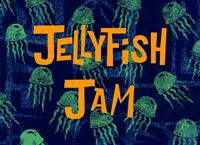 Jellyfish Jam title card