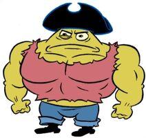 Huge guy (Pirate)