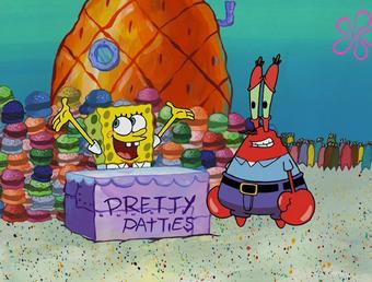 Patty Hype Encyclopedia Spongebobia Fandom