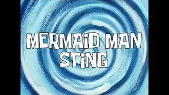 SpongeBob Music Mermaid Man Sting