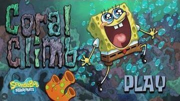 SpongeBob SquarePants Coral Climb