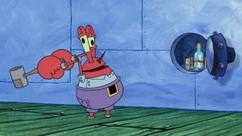 Goodbye, Krabby Patty?