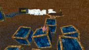 SpongeBob Movie Game Floating Block Challenge