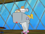 SpongeBob SquarePants - Pearl and Sandy