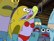 Sandy, SpongeBob, and the Worm 032